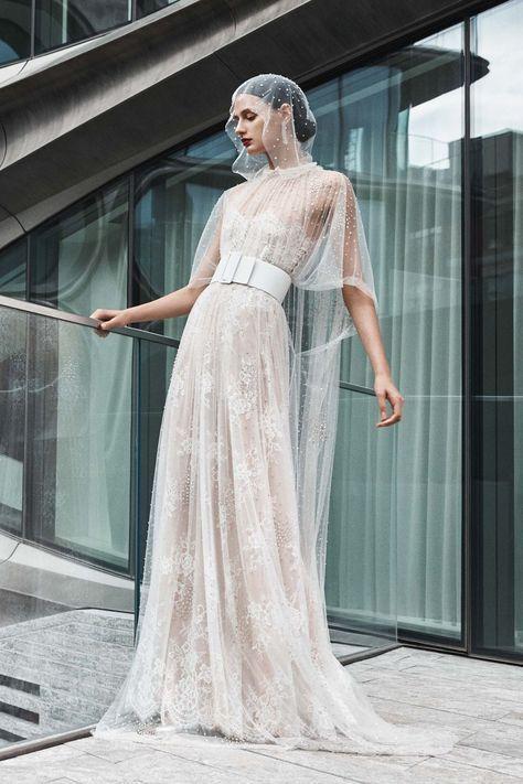0af6f74c122c The Most Beautiful Wedding Dresses Fresh Off The Runway   Bridal ...