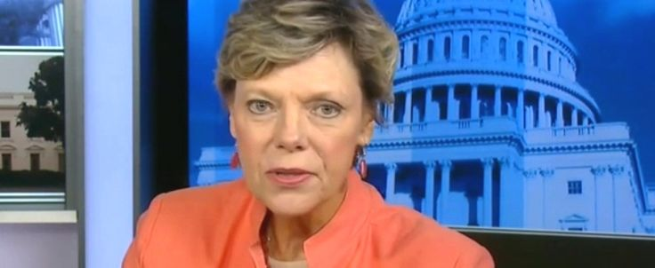 Cokie Roberts thinks Hillary Clinton knows foreign policy because she memorized potholes in New York