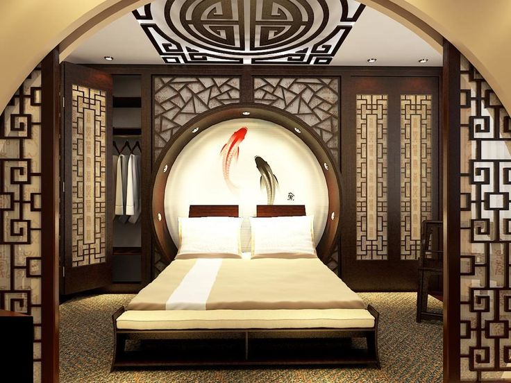 Oriental Bedroom Decor  Combining Beauty and Style in your Own Bedroom