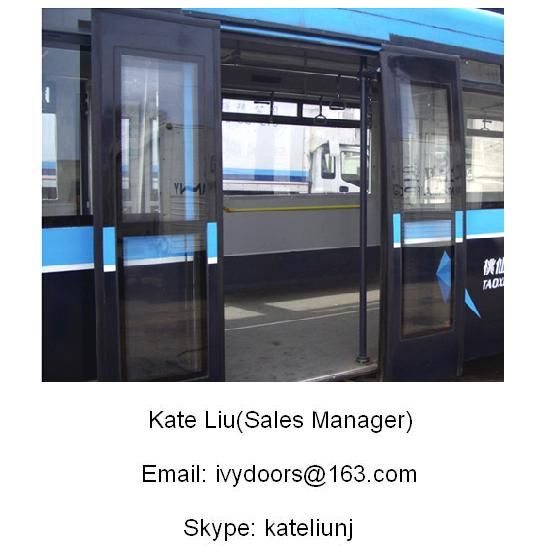 Automatic Bus Door System for Airport Shuttle Bus - China Manufacturer with main products Electrical Bus Door Bus Door System Bus Door Mechanismu2026  sc 1 st  Pinterest & Automatic Bus Door System for Airport Shuttle Bus - China ...