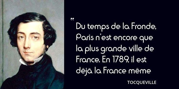 Le mot du jour : #Paris. 46 #citations historiques pour redécouvrir cette ville disputée, jalousée, contestée...