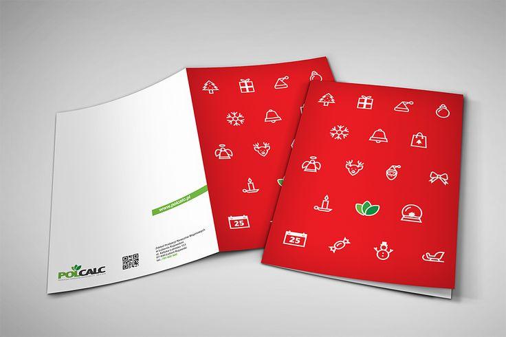 Polcalc Christmas Card Design