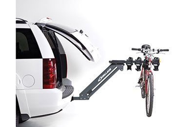 Softride Access Dura 4-Bike Rack - for access to those hatchback areas