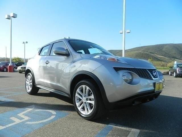 2011 Nissan JUKE For Sale San Luis Obispo