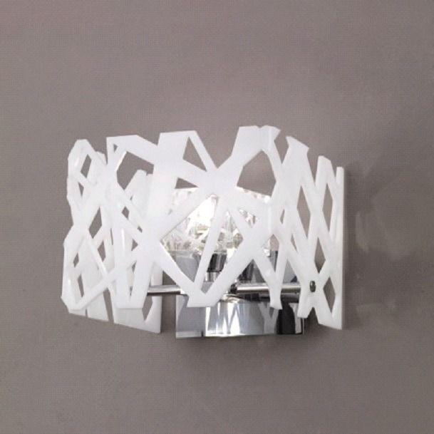 Wandleuchte Wandlampe Lampen Kristallglas Leuchten Beleuchtung Modern  Design In Möbel U0026 Wohnen, Beleuchtung, Lampen