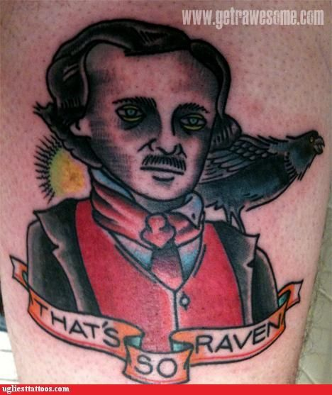 funniest tattoo ever!