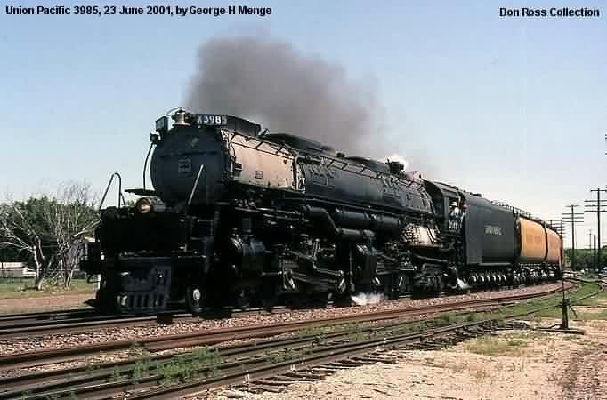 Union Pacific Challenger   Union Pacific Challenger 4-6-6-4s