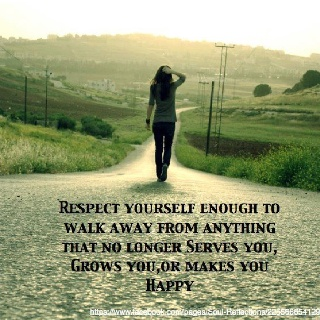 Amen: Thoughts, Respect Yourself, Respectyourself, Walks Away, So True, Truths, Favorite Quotes, Living, Inspiration Quotes