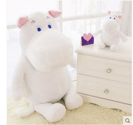 31.80$  Watch now - http://alijxc.shopchina.info/go.php?t=32641347529 - Christmas Gift 80cm Size Moomin Plush Toy Moomin Valley Soft Doll Gift Moomin Hippo Doll Kid Gift Hight Quality 31.80$ #magazineonlinewebsite