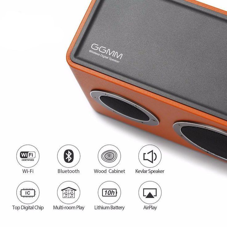 Portable Bluetooth HiFi Stereo Speaker - JackClass.com - $299.95