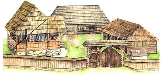 farm in maramures transilvania romania europe