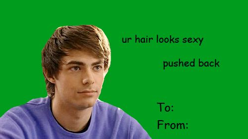 syd the squid Valentines Day Cards Mean Girls Edition – Mean Valentine Cards