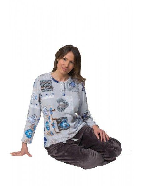 1a9e4383c Pijama Señora Coralina Alma