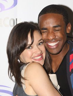 Brina Palencia and Titus Makin Jr. on Star-Crossed and Being Sci-Fi Fans