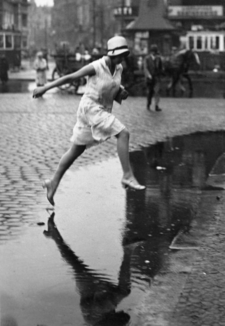 Germany. Berlin Street Photography of the 1920s