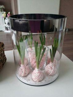 Riviera maison double hurricane roze bloembol