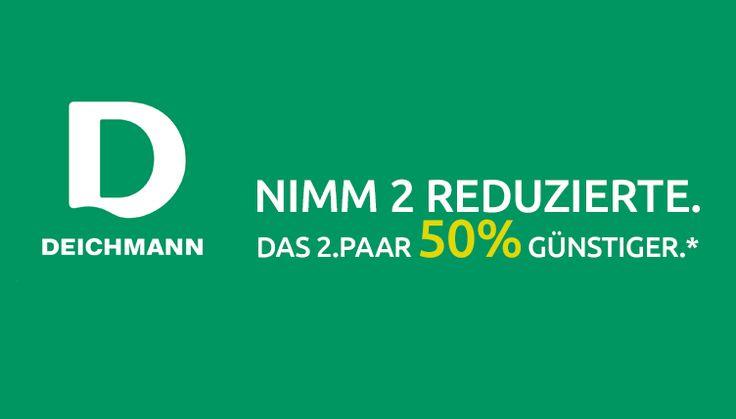 Rabatt Aktion DEICHMANN Online Shop - schnäppchendirekt.de