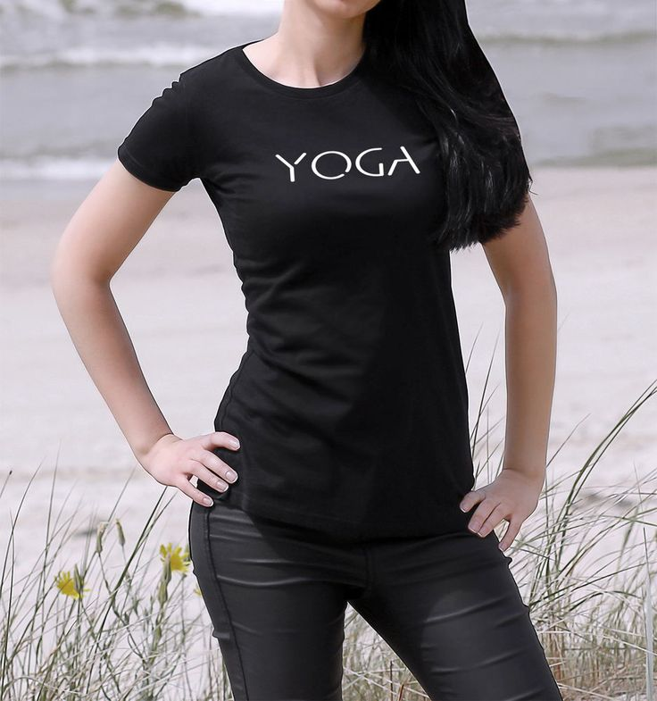 YOGA Women's Organic T-Shirt Fitness Hipster Clothing Grunge Style Fresh Top in Clothes, Shoes & Accessories, Women's Clothing, T-Shirts | eBay