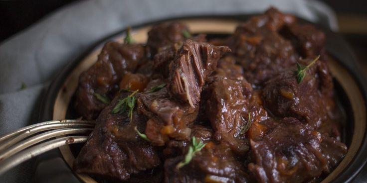 Как приготовить говядину по-бургундски, которая тает во рту