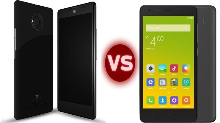 Mobile News Alerts: YU YUNIQUE vs Xiaomi Redmi 2 Prime Specifications ,features and price comparison