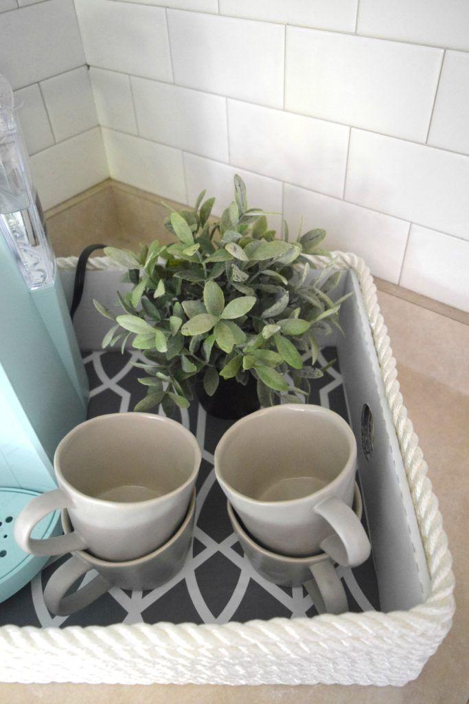 Coffee Mug Storage Ideas Crafts In 2019 Mug Storage Storage Bins Coffee Mug Storage