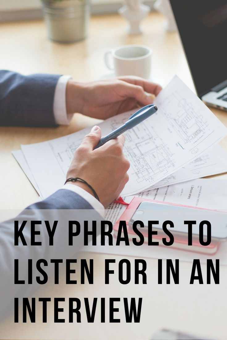 monster resignation letter%0A When interviewing a candidate make sure to listen for these key phrases