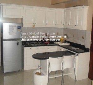 kitchen set minimalis model klasik cat duco. beautiful ideas. Home Design Ideas