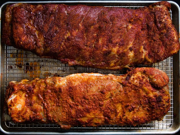 ... Oven-Baked Pork Ribs That Taste Like Smoky Barbecue | Pork, Ribs and
