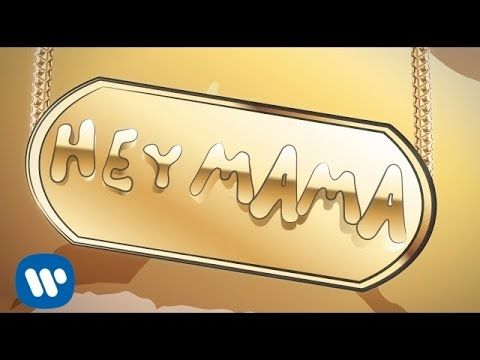 David Guetta - Hey Mama (Lyric video) ft Nicki Minaj & Afrojack - It's a catchy tune but bizarre to me to hear traditional gender role rhetoric from Nicki Minaj/pop music