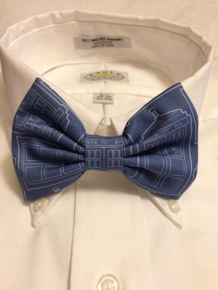 16 Dr Who Gifts for the Wholidays, My future husband whoever that may be will wear a bow tie and like it.