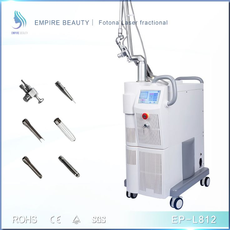 Fractional CO2 Laser For Stretch Marks Removal Laser Machine