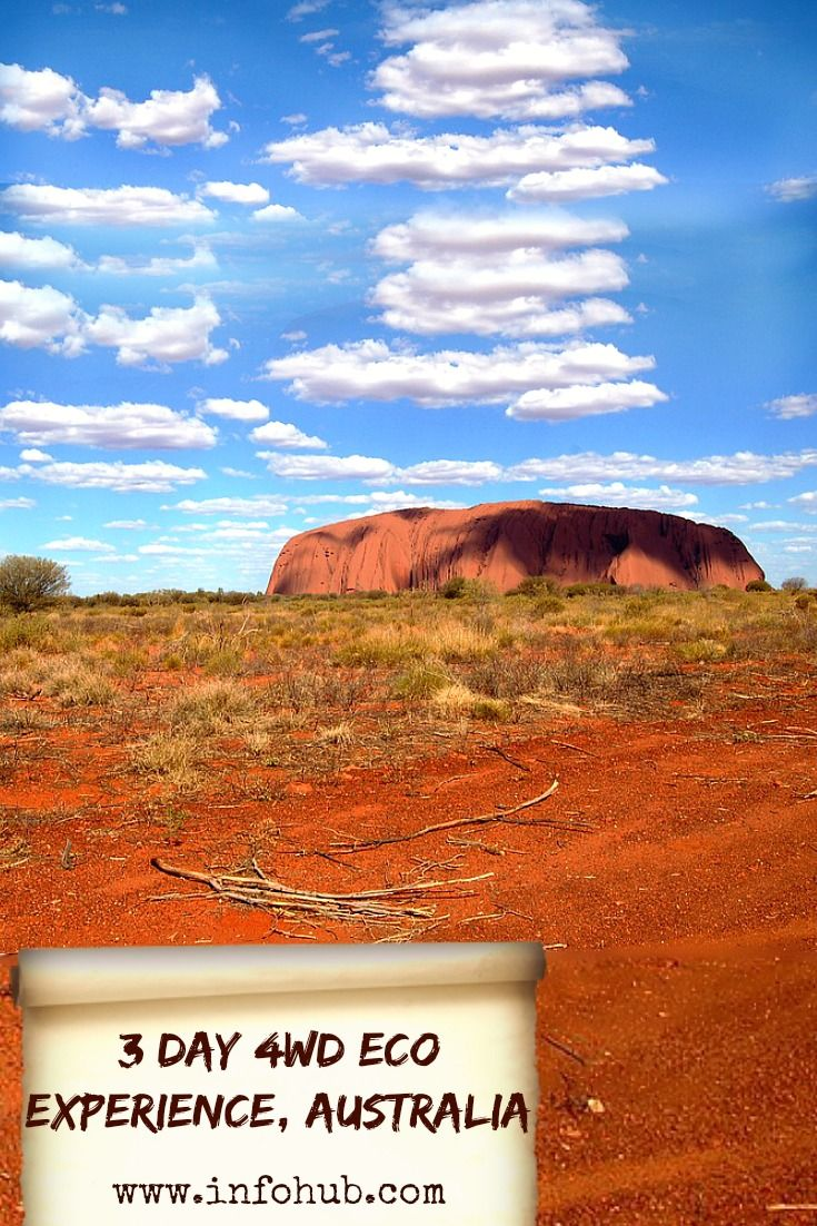 Enjoy small group touring in the Red Centre with all the comfort of home!