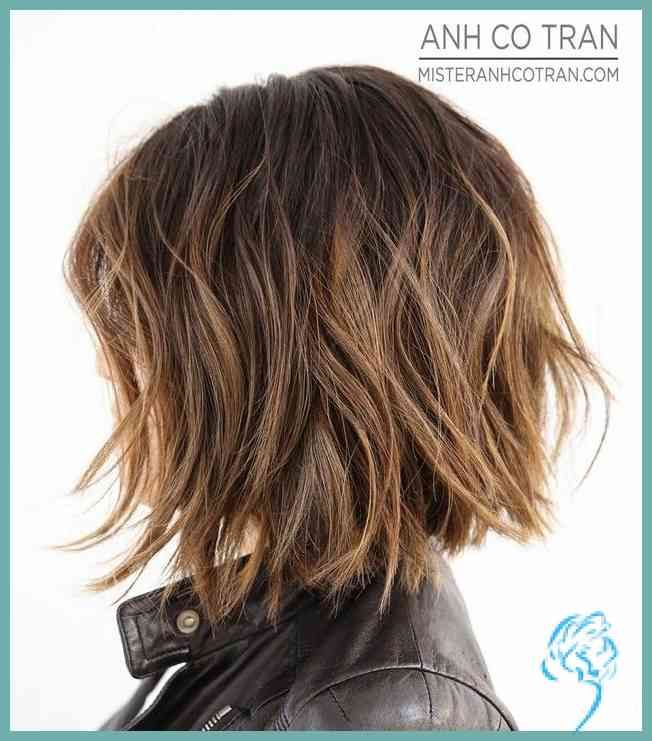 Kurz Chaotisch Bob Haarschnitt Fur Dickes Haar Hair Haar Ideen Damen Frisuren Frisur Dicke Haare Bob Frisur Haarschnitt