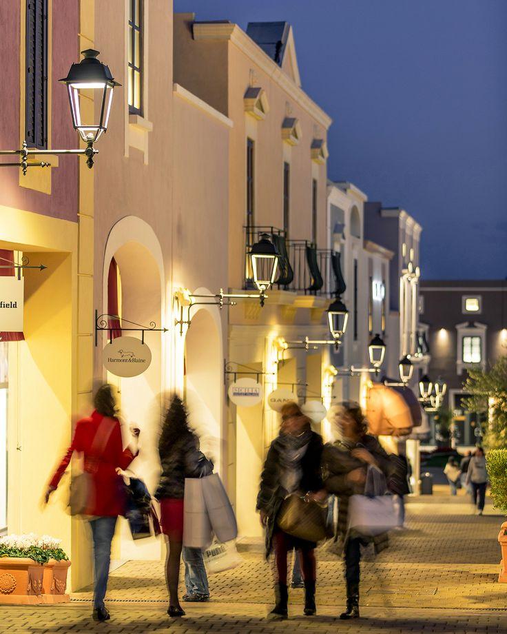 Arcus real estate » Sicilia Outlet Village