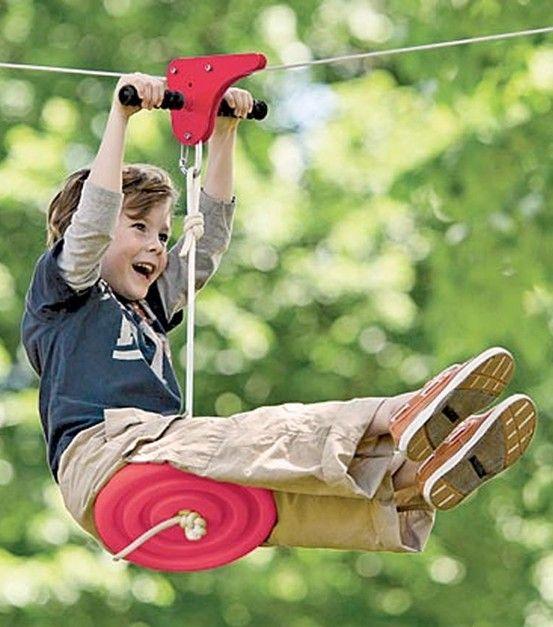 Zipline Kit - Wheeee!