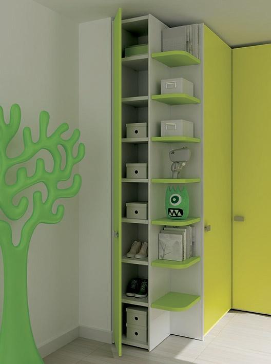 """#Arredamento #Cameretta Moretti Compact: Collezione 2012 """"Team"""" > Kids >> kc22 #armadio http://www.moretticompact.it/kids.htm"""