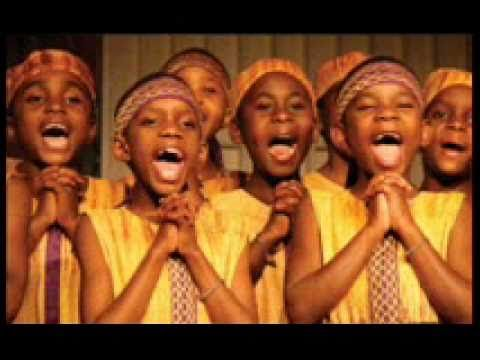 ''Singabahambayo'', παραδοσιακό τραγούδι από τη Νότια Αφρική - YouTube