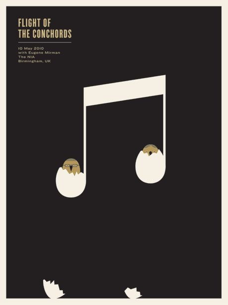 Enjoy the Creativity of Jason Munn in his Music Posters