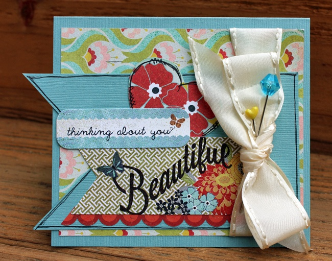 Beautiful Card- May Kit