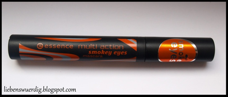 Essence - Multi-Action Mascara-Smokey Eyes
