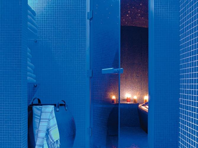 Salle de bain spa / Bathroom spa : www.maison-deco.com/salle-de-bains/deco-salle-de-bains/Hammam-ou-sauna