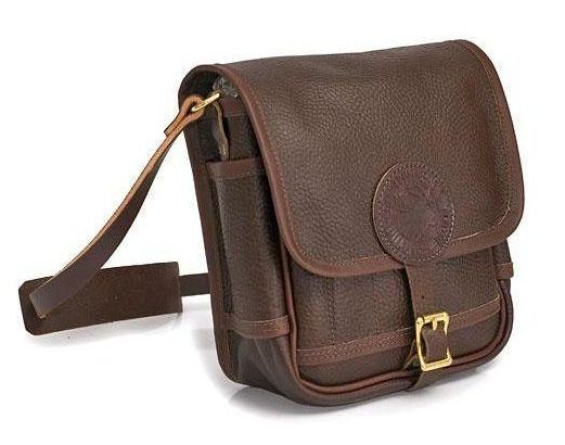 Duluth Pack Leather Mini Haversack