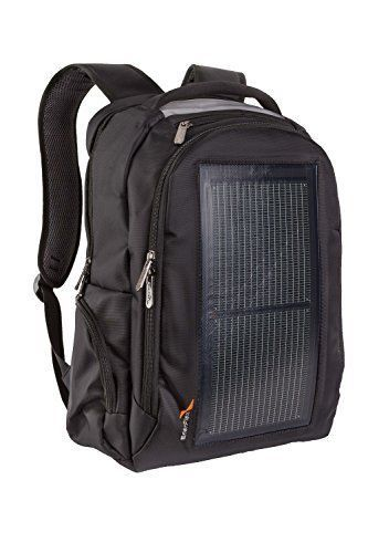 Commuter Solar Powered Backpack Solar Charger #SolarCharger