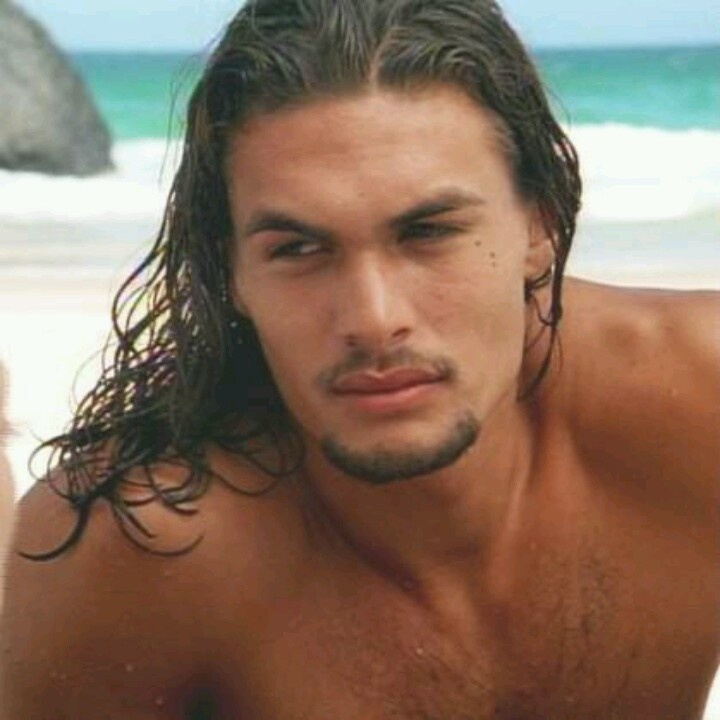 Jason Momoa Samoan: Long Haired Men