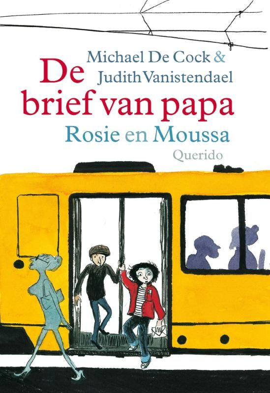 Rosie en Moussa 2: De brief van papa