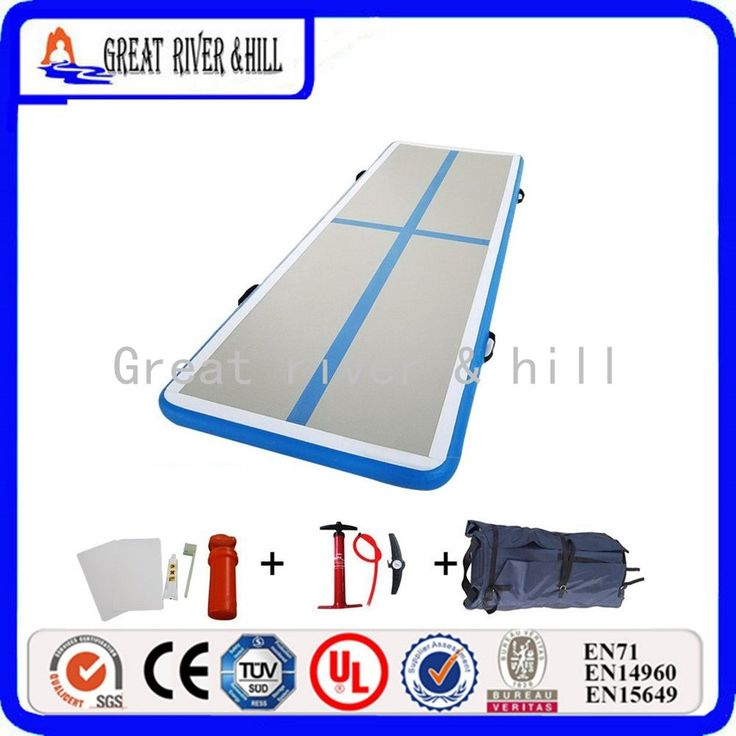 505$  Watch more here - Top Quality GREAT RIVER & HILL 3*1 inflatable air mat for gym,inflatable air track tumbing for sale   #magazineonlinewebsite