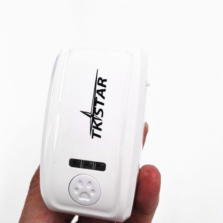 New Super MiNi IPX6 TK909 Waterproof Tracker Long Standby Time Dog Cat Pet Personal GPS Tracker/IOS /Andriod App