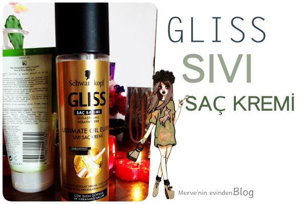 Gliss Ultimate Oil Elixir Sıvı Saç Kremi #gliss