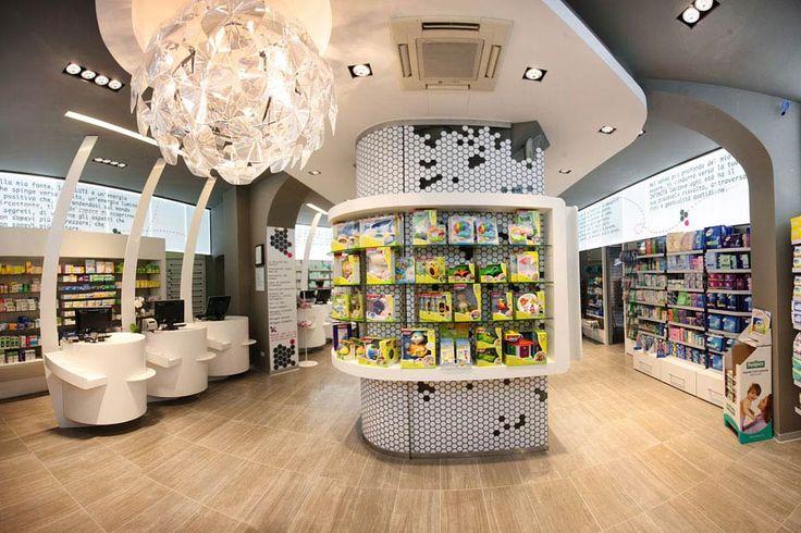 Farmacia Internazionale > Tutti > Portfolio Alfonso Maligno architecture & design - Studio Alfonso Maligno - Progettazione farmacie
