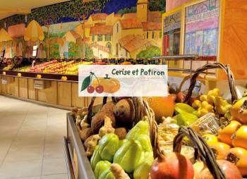 Lyon Market Les Halles de Lyon